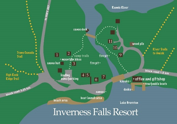 INVERNESS MAP ALT