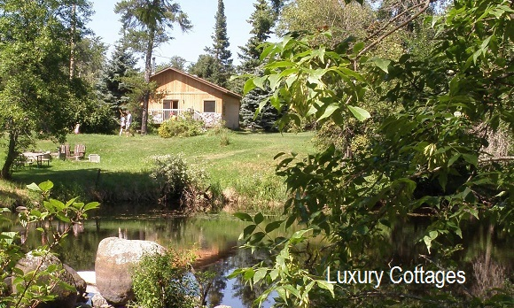 Luxury cottages