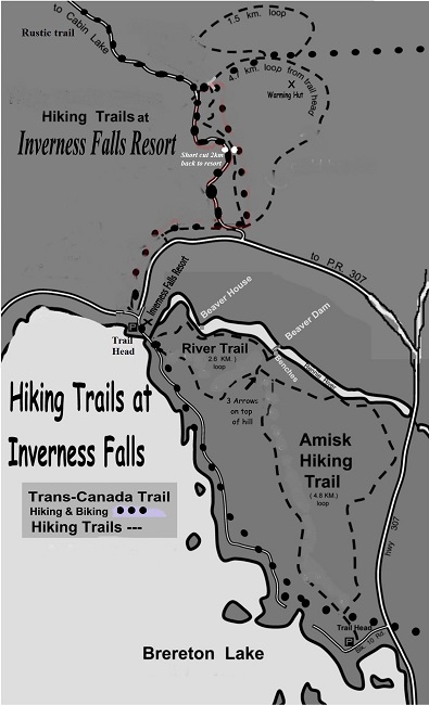 Hiking Trail for 2019